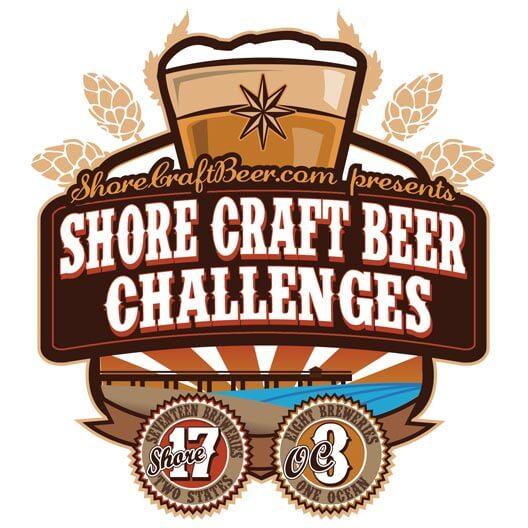Shore Craft Beer Challenges