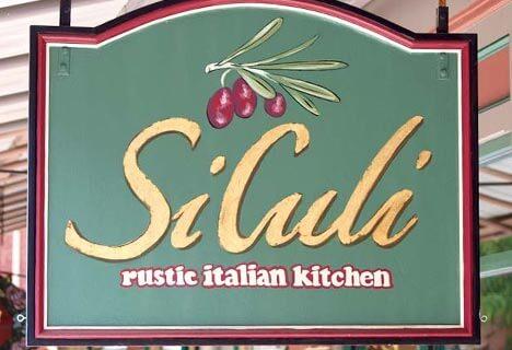 Siculi Rustic Italian Kitchen