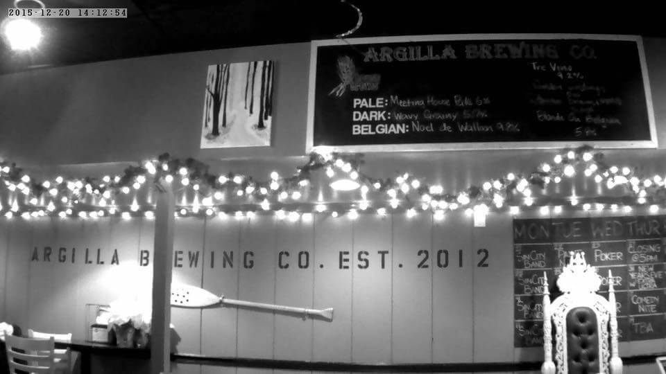 Argilla Brewing Co