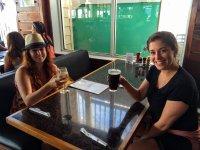 toasting at assawoman bay