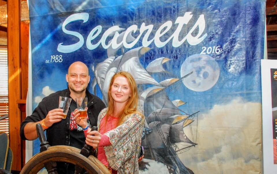 Win tickets and a hotel room for Love on Tap at Seacrets!