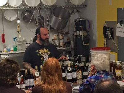 teaching mead class