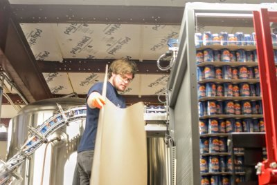 andy vinroot delaware craft beer brewer